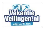 Voice over instructievideo Vakantieveilingen.nl app